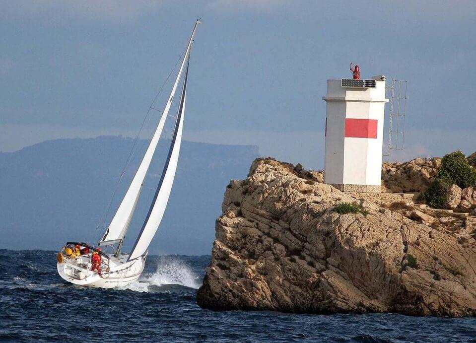 Yacht HANNES (SKS-Ausbildung)