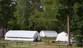 Seecamping Langlau (Unterkunft für Schulklassen)