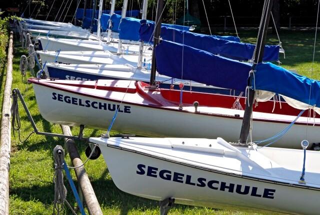 Segelschule Langlau